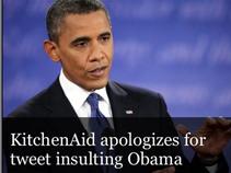 CNN Obama KitchenAid